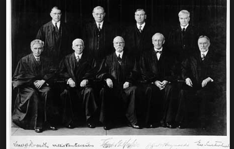 """Commerce Clause Part II, """"The Switch in Time That Saved Nine"""""""