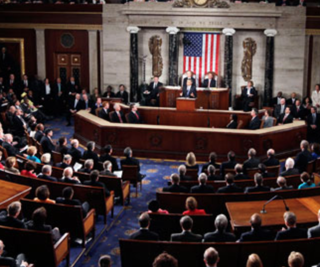 Seating Congressmen