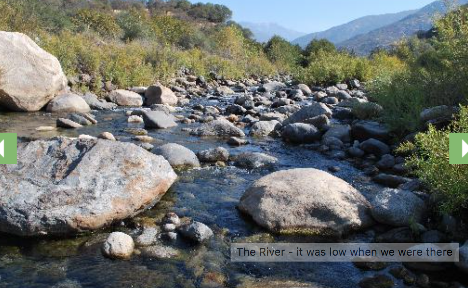 Excerpt from the Novel 3Rivers by Phil Cline
