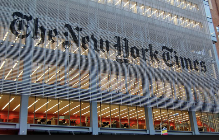 NY Times Case