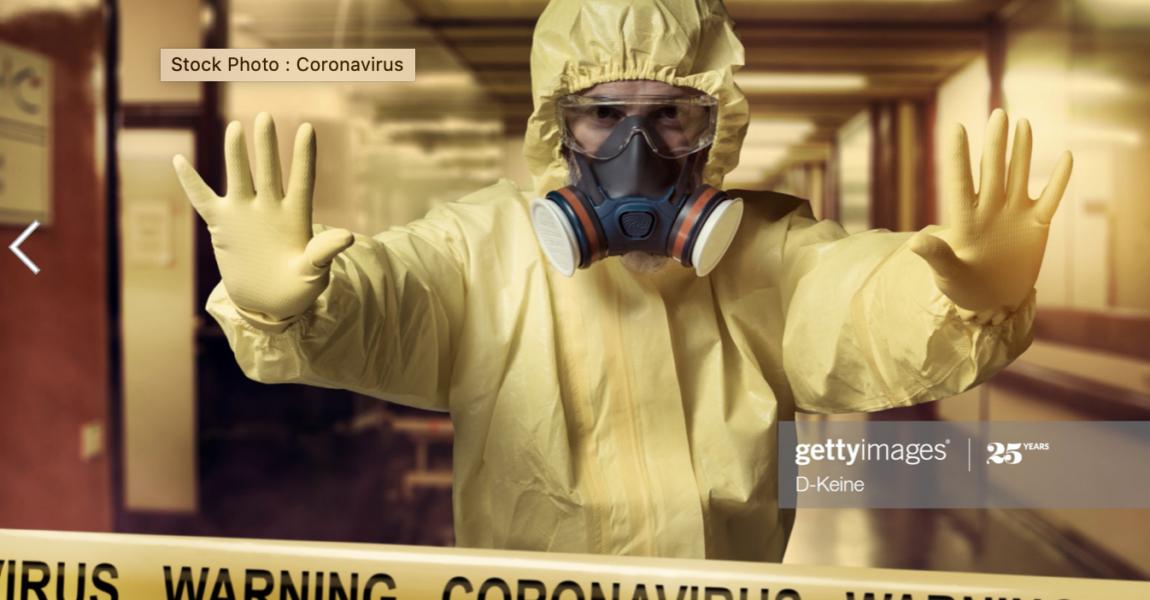 Quarantine.