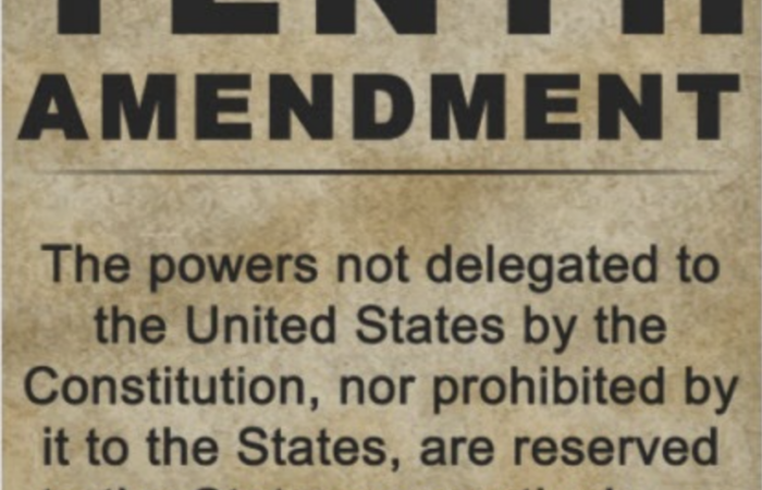 Cline on the Constitution